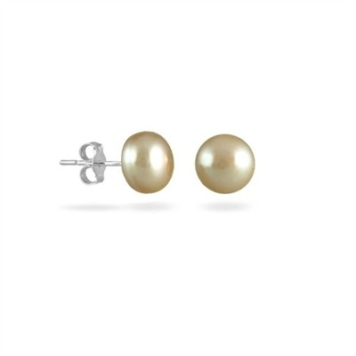 Fresh Water Pearls Earring in Silver